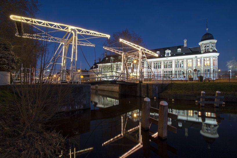 Koninklijke Munt en Abel Tasmanbrug, Utrecht van André Russcher