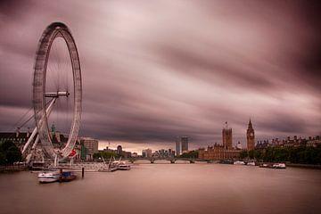 Eye of London van