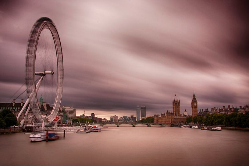 Eye of London van Bert Meijer
