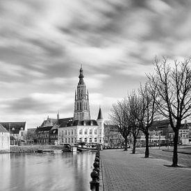 Historisch Breda Spanjaardsgat van Jean-Paul Wagemakers