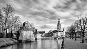 Historische Breda Spanjaardsgat von