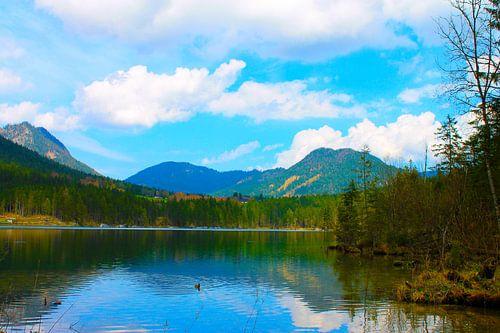 Bergsee von M.A. Ziehr