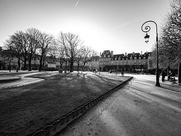 Place des Vosges à Paris sur Martijn Joosse
