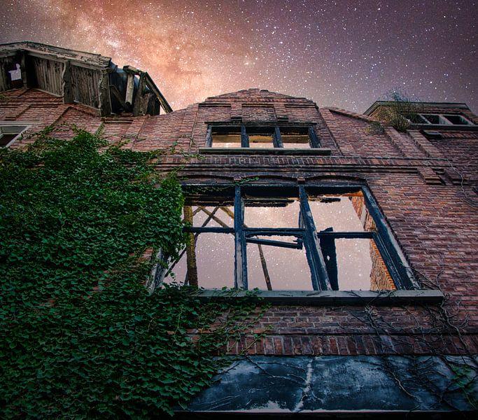 Urbex mit Sternen von Niels Hemmeryckx