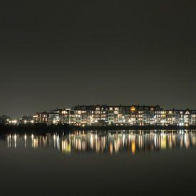 Spakenburg Zuyderzee sur le lac Eemmeer sur Patrick Verhoef