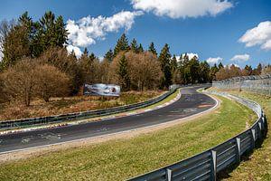 Nordschleife circuit van RH Fotografie