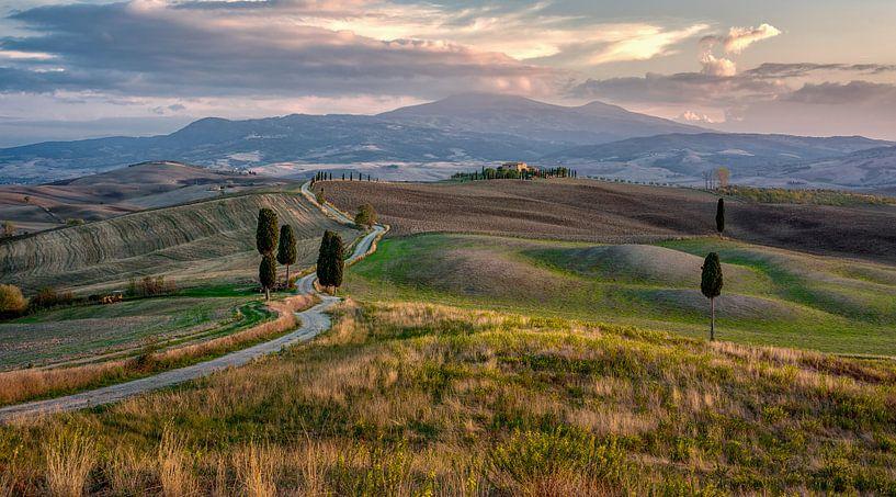 The Gladiator Road, Toscane van Teun Ruijters