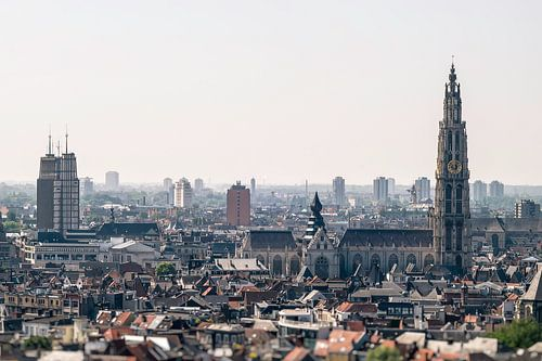 Antwerpen stadsgezicht van Stefan Witte