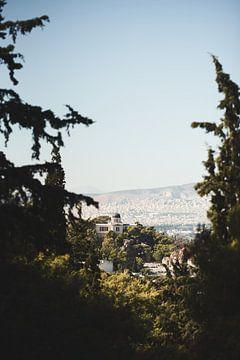 Sterrenwacht van Athene van Bart Rondeel
