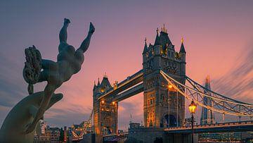 Das Mädchen und der Delfin, London, England