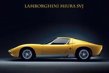 Lamborghini Miura SVJ 1972