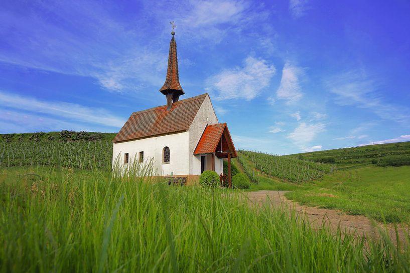 Kapelle in Jechtingen von Patrick Lohmüller