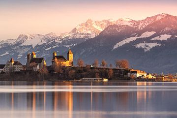 Schloss Rapperswil von Markus Stauffer