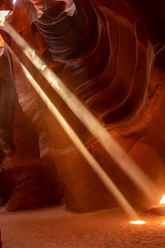 Canyons in Amerika, Antelope Canyon van