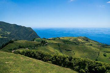 De deiningen van het land I | Een reis over Sao Miguel, de Azoren van Roos Maryne - Natuur fotografie