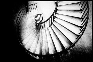 Trap  Stairs RSG Stad en Esch Meppel van Yke de Vos