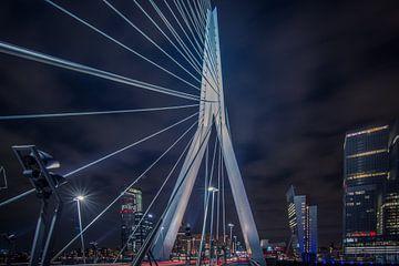 Erasmusbrug, Rotterdam van Jolanda Wisselo