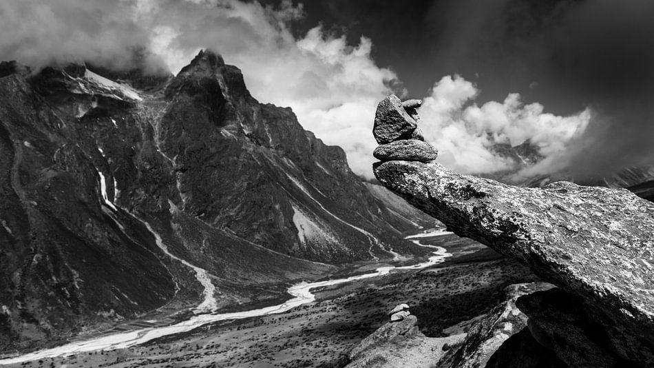 Bergen Nepal Himalaya