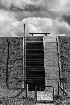Die Treppe in den Himmel von Rolf Pötsch