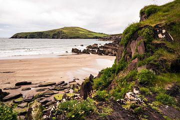 Die schöne Küste von Irland von elma maaskant