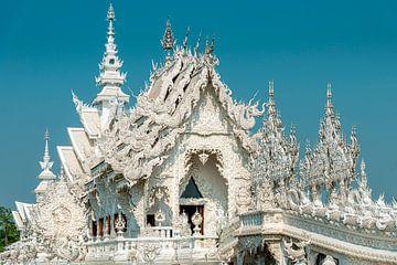 Chiang Rai - Wat Rung Khun