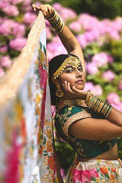 Indische Schönheit von André Scherpenberg