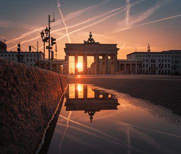 Brandenburger Tor sur Patrick Noack