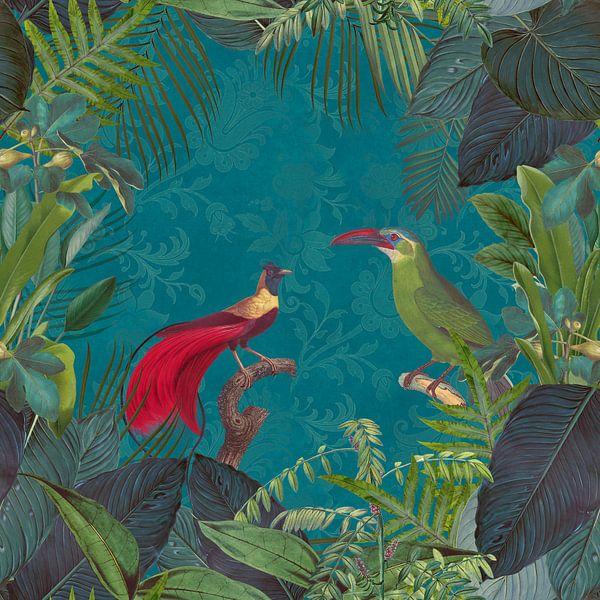 Birds Of Paradise van Andrea Haase