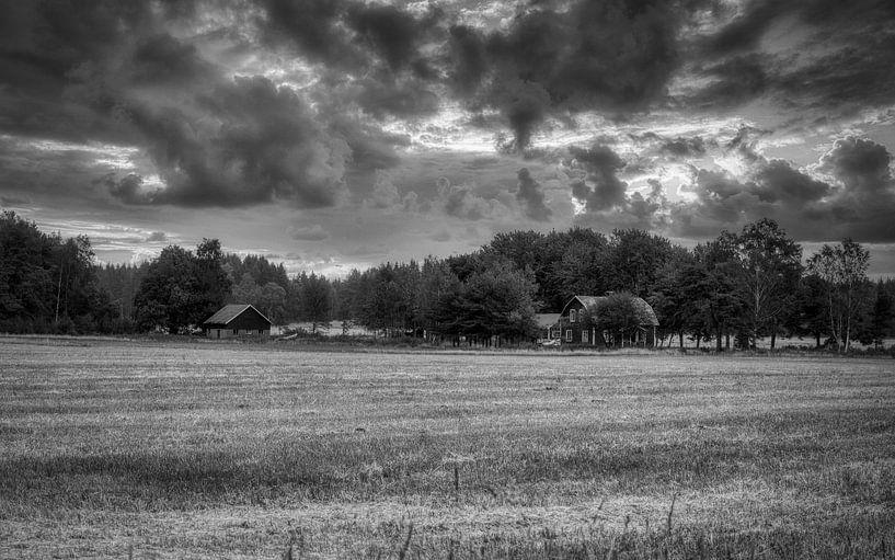 Ekenäs - Värmlands län - Zweden van Mart Houtman