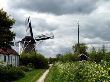 Hollands beeld von M de Vos