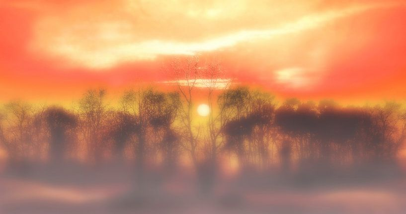 It's a Beautiful Day van Victor Manuel Lopez van Wanrooij