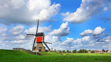 Dutch Landscape sur Harry Hadders