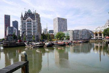 Oude haven Rotterdam von Sarith Havenaar