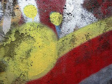 Urban Abstract 221 van MoArt (Maurice Heuts)