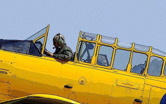 Ready for take-off van Pim Feijen