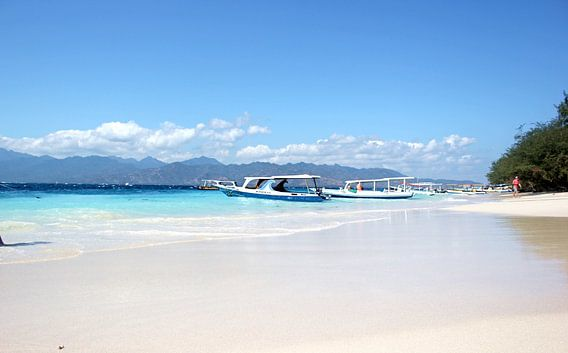 Strand Indonesien