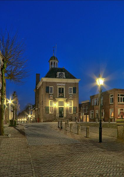 Stadhuis / raadhuis Nieuwpoort van Rens Marskamp