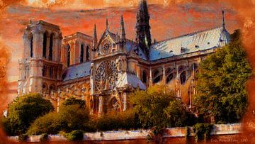 Notre Dame van Lutz Roland Lehn