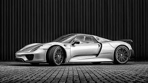 Porsche 918 Spider van