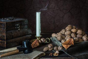 coque de noix sur Sergej Nickel