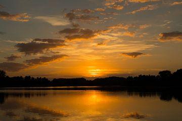 Weegje soleil pesant No. 1 sur Leo Kramp Fotografie
