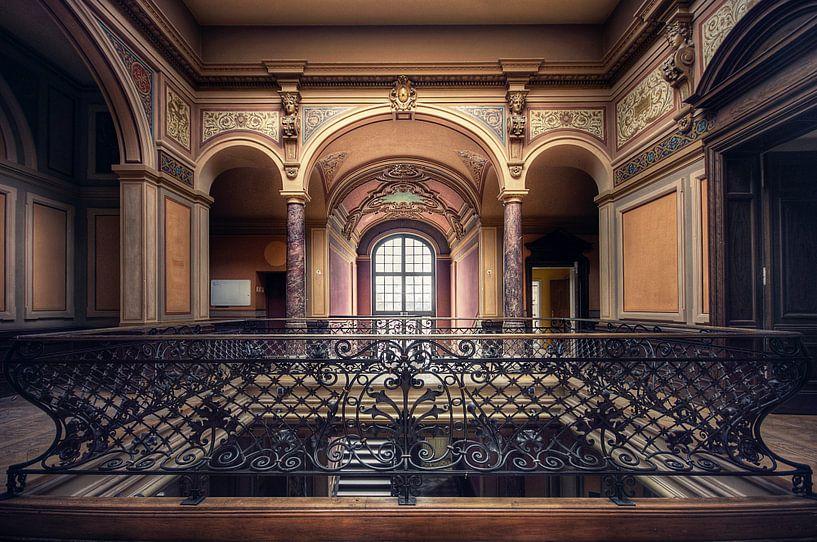 Urbex - Chateau von Angelique Brunas