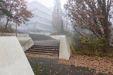 Laat in de herfst in Hamburg 2 van Marc Heiligenstein