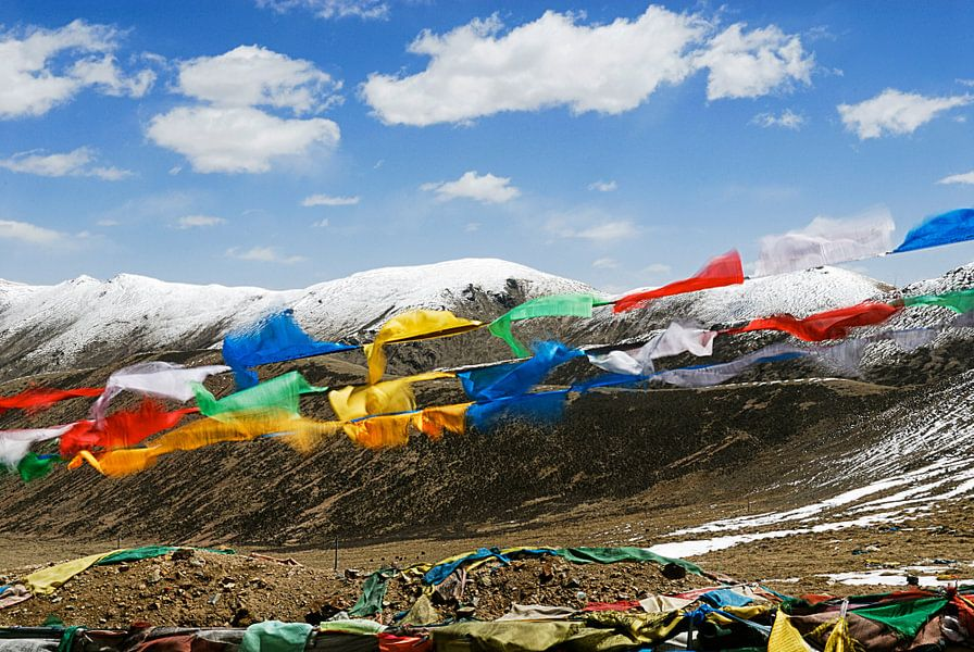 Kongpo Gyamda naar Lhasa