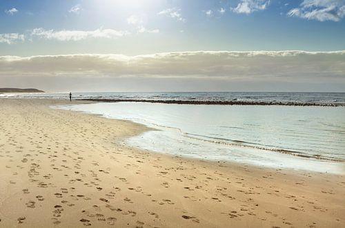 Am Strand von Violetta Honkisz
