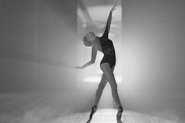 Dans met licht van Arjen Roos