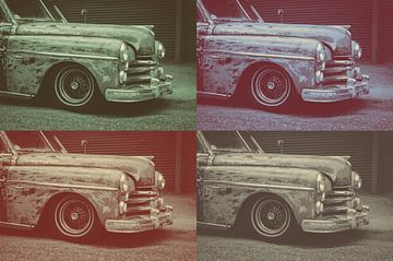 Vintage Car van Laurance Didden