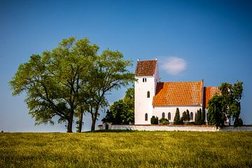 Kalvehave Kirke sur Dick Frieling