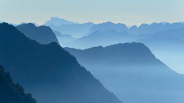 Ticino sunrise van