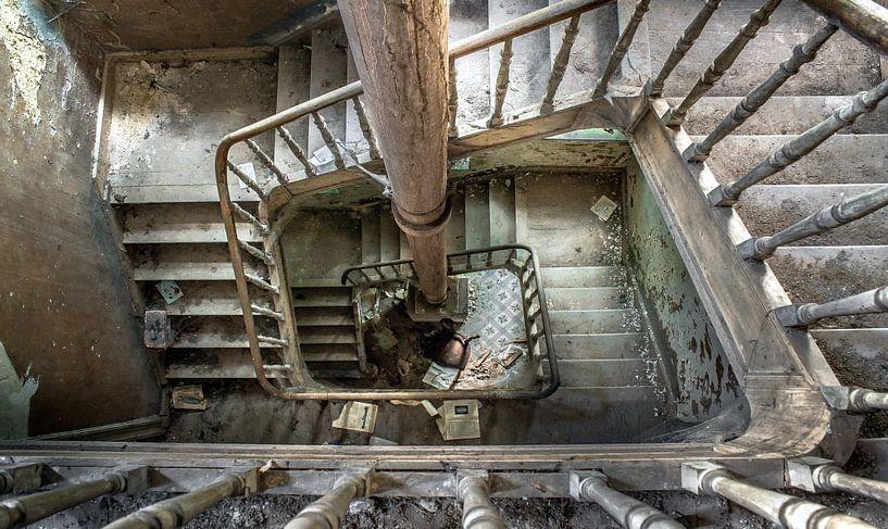 Vertigo van Olivier Van Cauwelaert